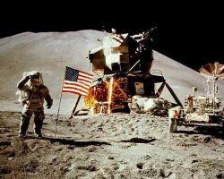 Курьёз американской программы исследования Луны из архивов НАСА