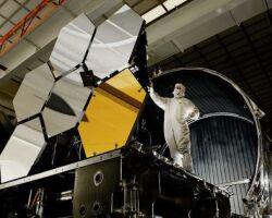 Запуск космического телескопа имени Джеймса Уэбба снова отложен