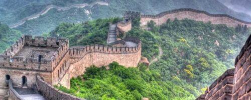 Великая Китайская стена — интересные факты