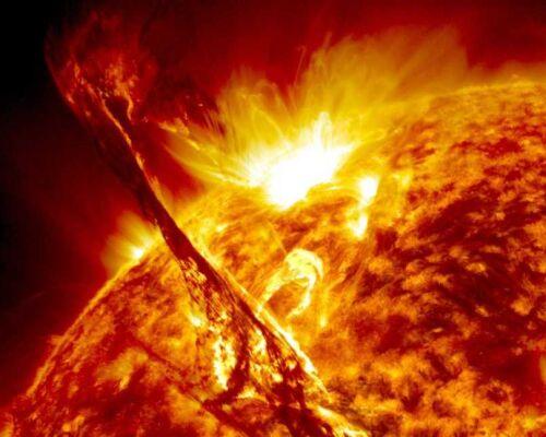 Учёные услышали дыхание Солнца