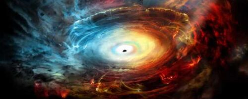 Активные сверхмассивные чёрные дыры