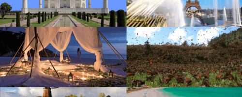 6 романтических мест планеты