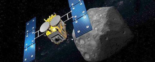 Зачем японцы высадили прыгающих роботов на астероид?