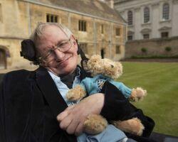 Стивен Хокинг о Вселенной, IQ и путешествиях во времени