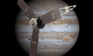 На Юпитере тоже есть вода?