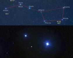 Три загадочные звезды, которые видны невооружённым глазом