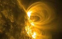 Солнечная активность сегодня онлайн в реальном времени