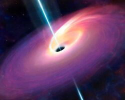 Чёрные дыры во Вселенной
