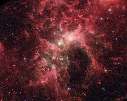 Красные самородки — самые живучие галактики во Вселенной