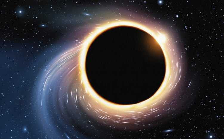 Черные дыры без квазара