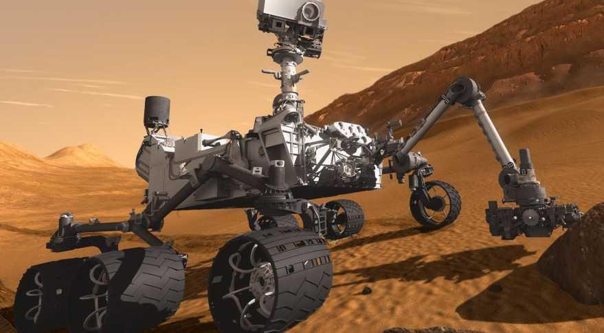 MarsOne Марсоход