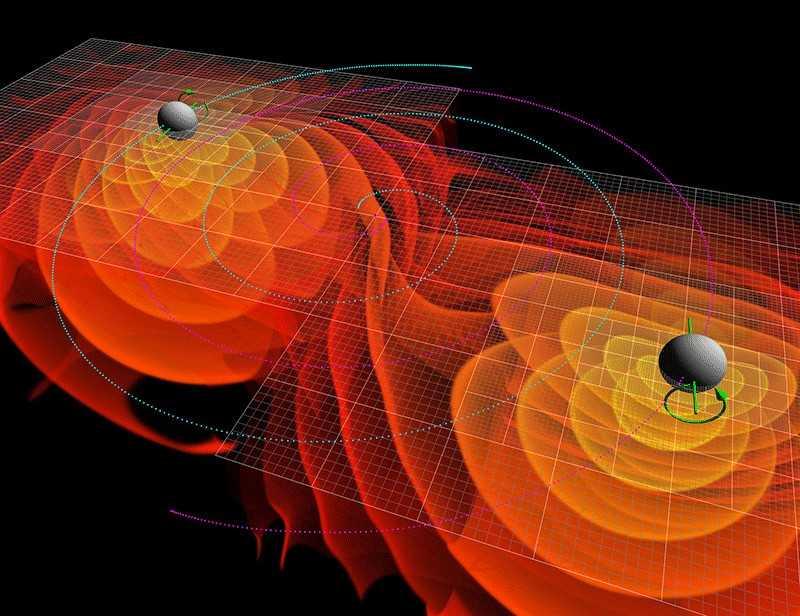 Обнаружение гравитационных волн