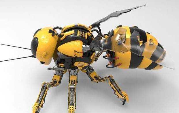 Разработка робо-пчел NASA