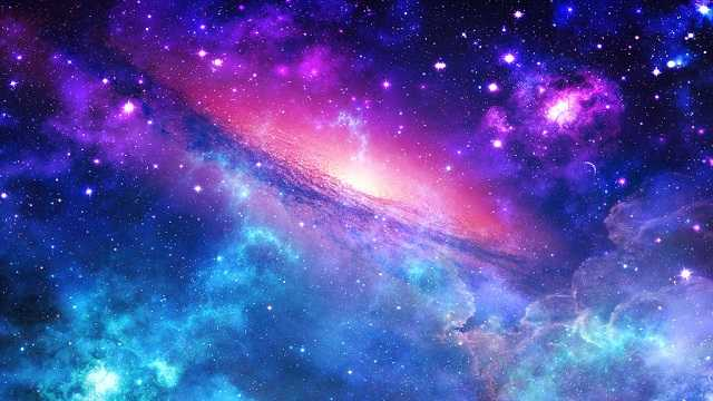 Вселенная и газовые туманности