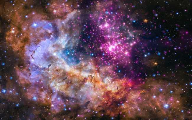 Вселенная и туманности