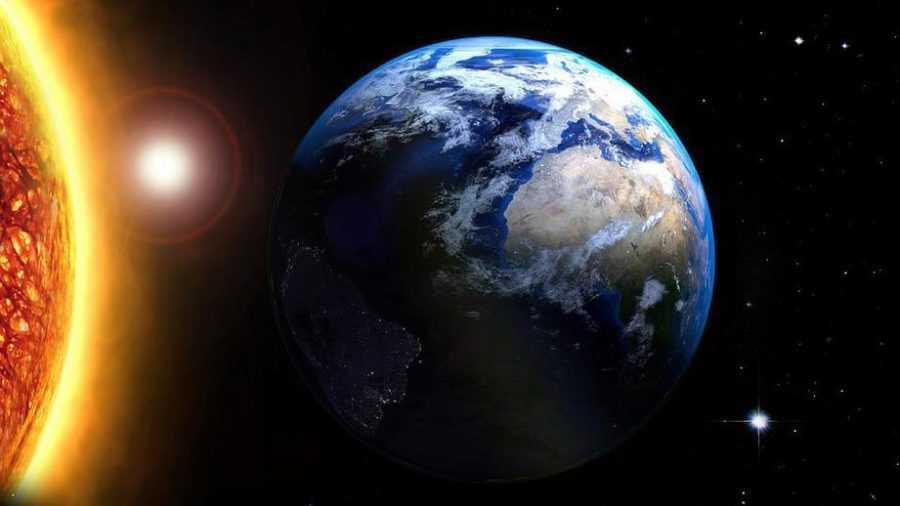 Уникальное расположение планеты Земля