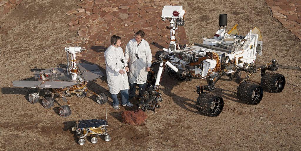Исследования робо-пчел помогут в изучении Марса