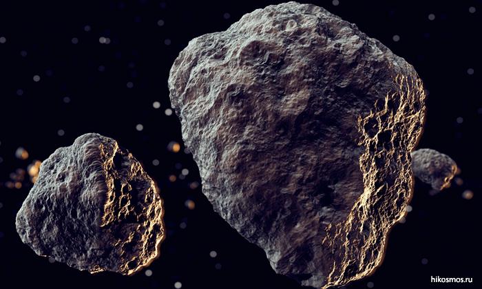 Астероид Электра