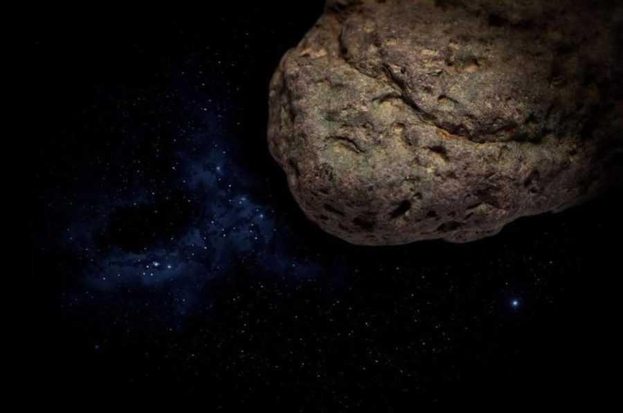 Астероид Рюгу 2018