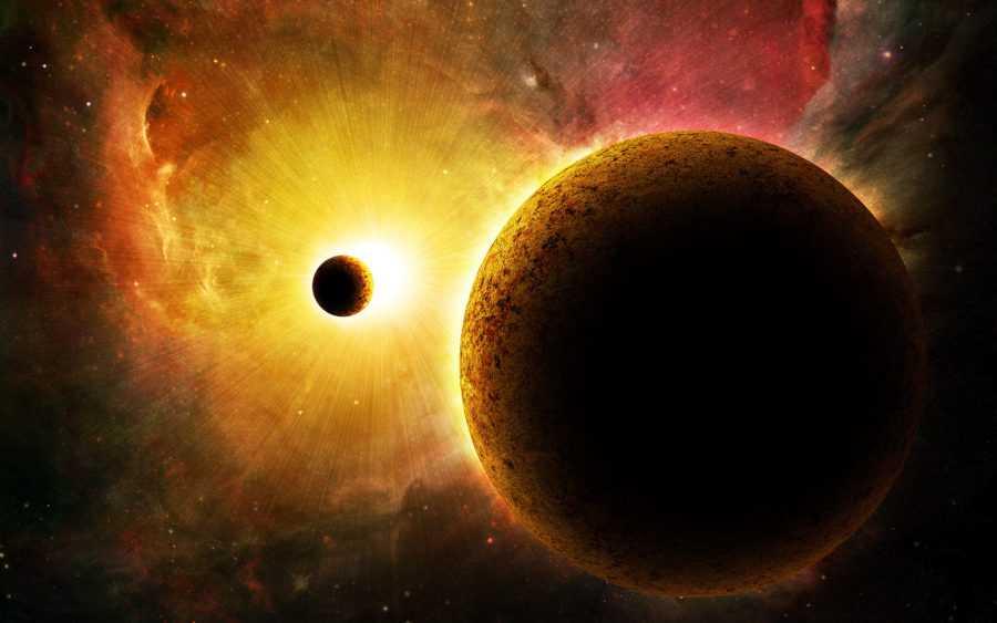 Далекие звезды похожие Солнце