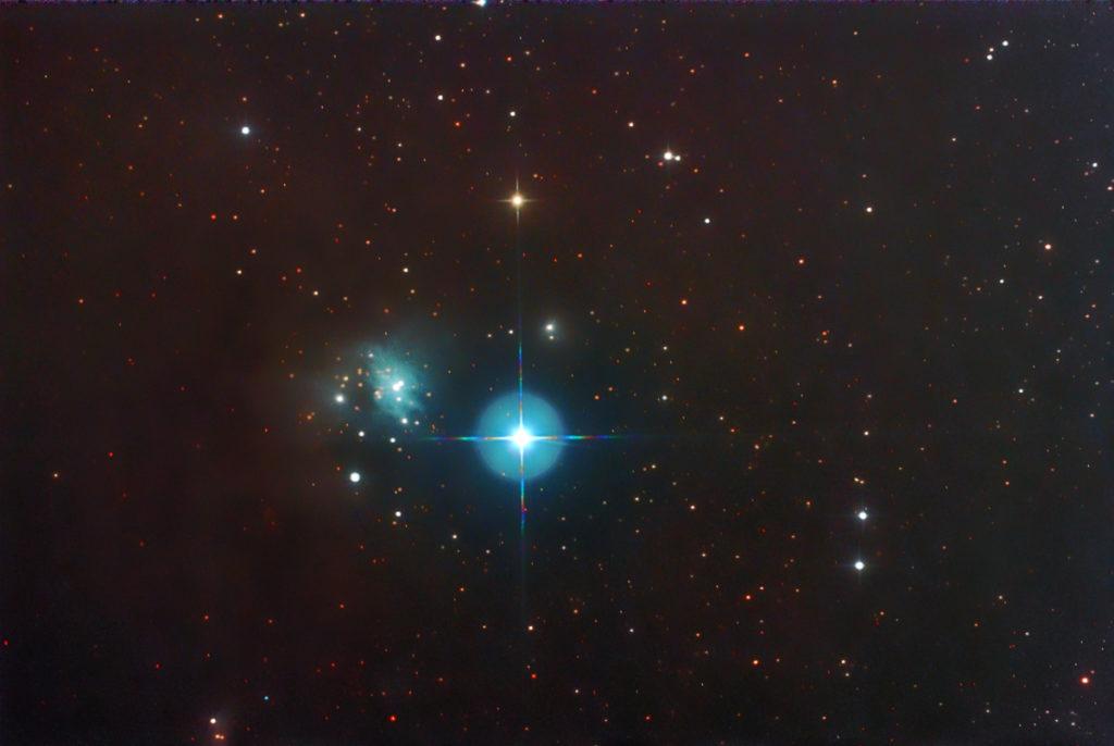 Рис.2 IC348