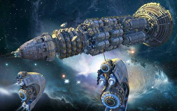 Лазерные двигатели для космических кораблей
