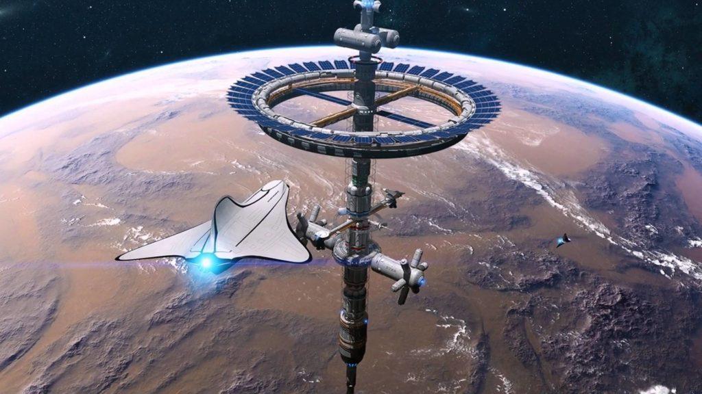 Лазерные технологии NASA