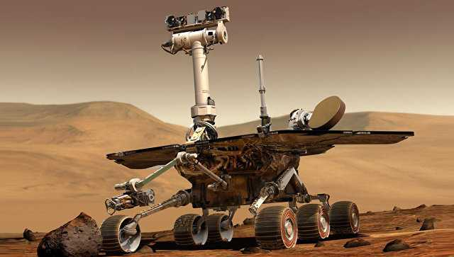 Оппортьюнити на Марсе
