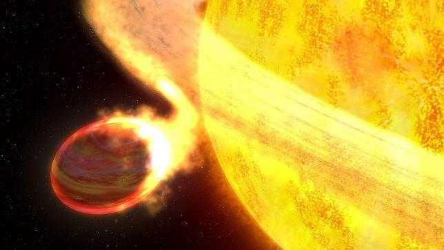 Планета GJ436b