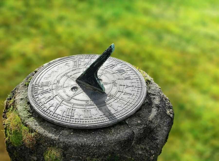 Солнечные часы древнейших