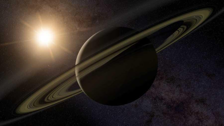 Удивительный Сатурн