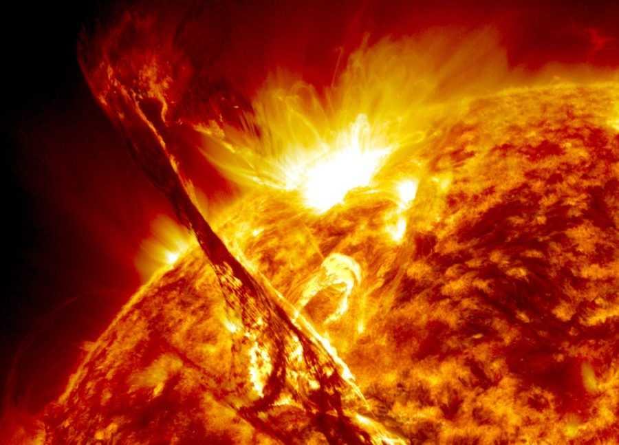 Дыхание Солнца