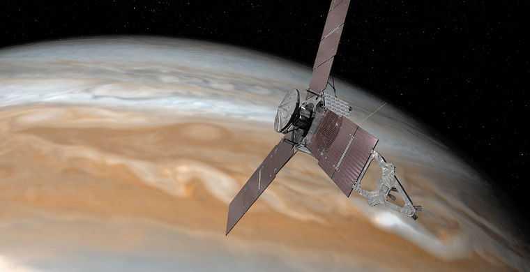 Космический зонд Juno