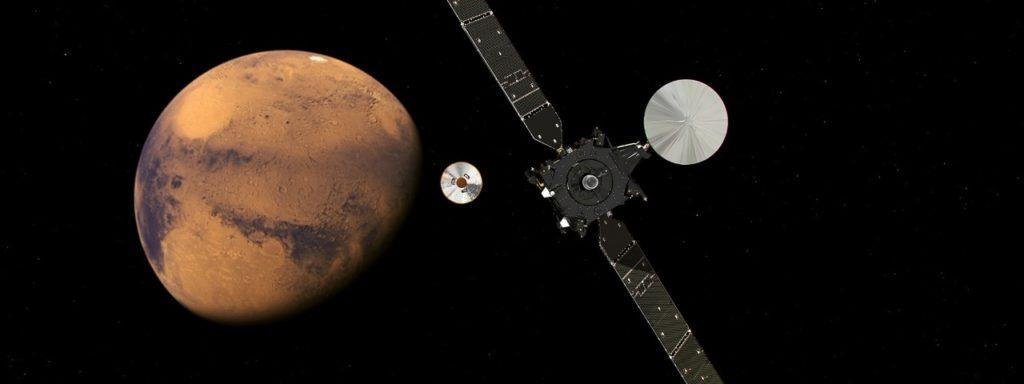 Марсианский зонд