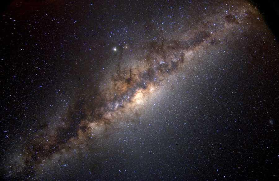 Расширение Млечного пути