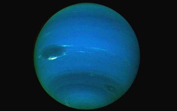 Уран - ледяной гигант