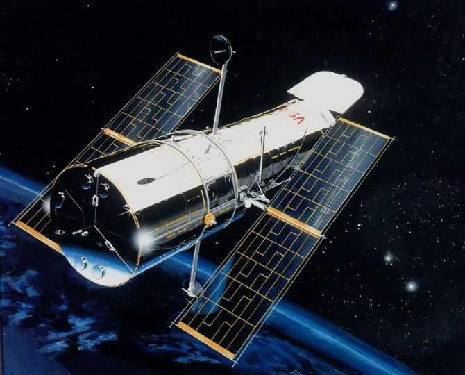 """Орбитальный телескоп """"Кеплер"""""""