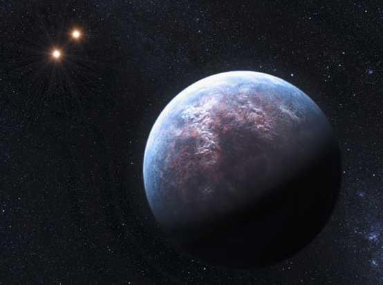 Кеплер-186а Новая Земля