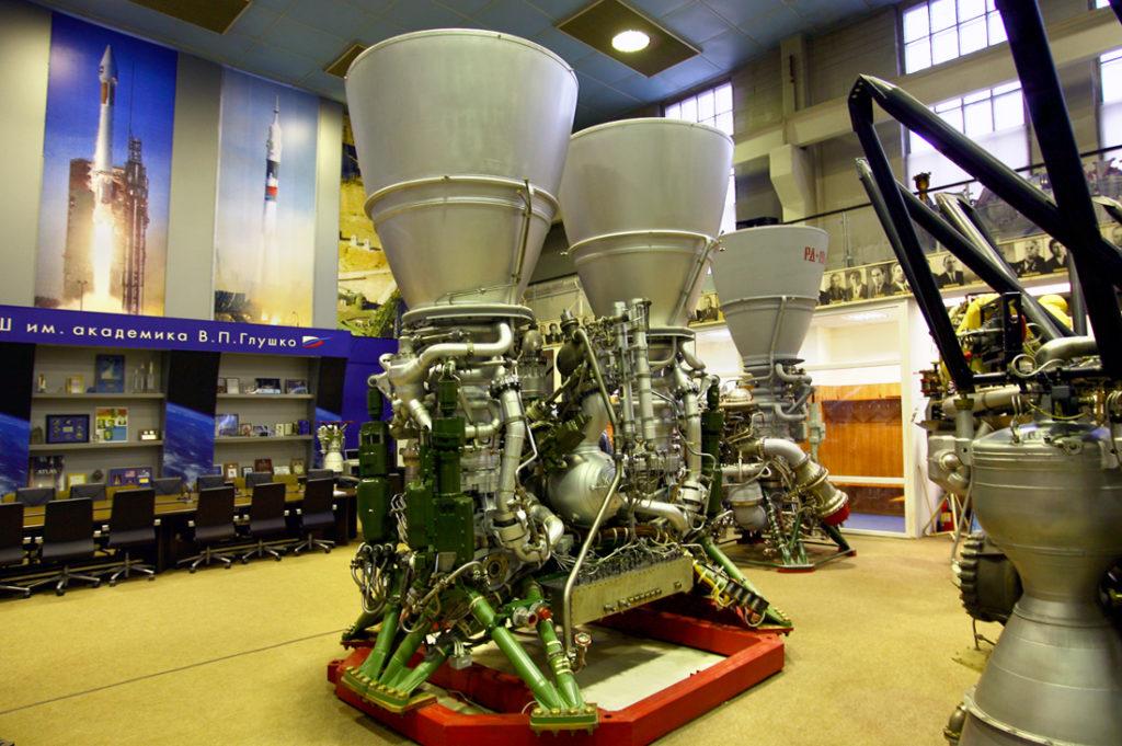 Гидразиновые двигатели