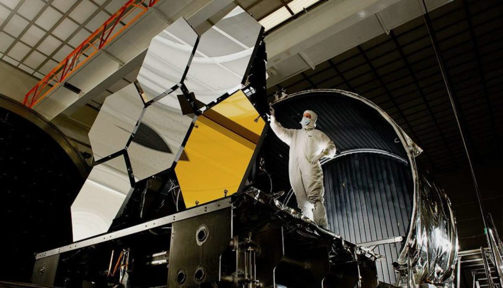 Телескоп Джеймса Уэбба