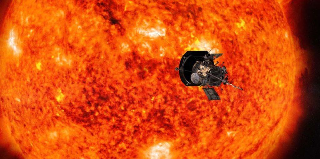 Теплозащита солнечного зонда