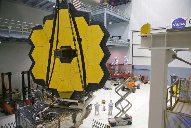 В лаборатории NASA
