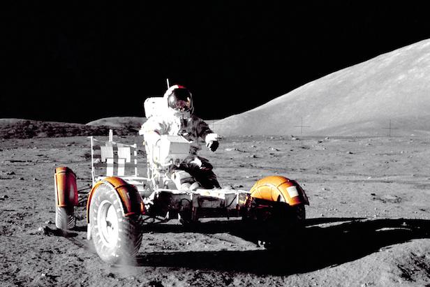 Аполлон-15 на Луне