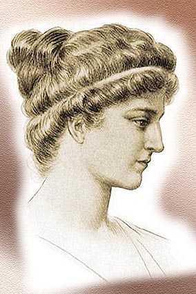 Астролог Гипатия Александрийская