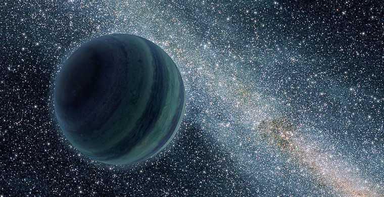 Древняя планета