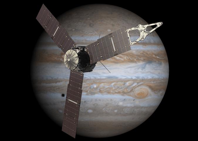 Юнона у Юпитера