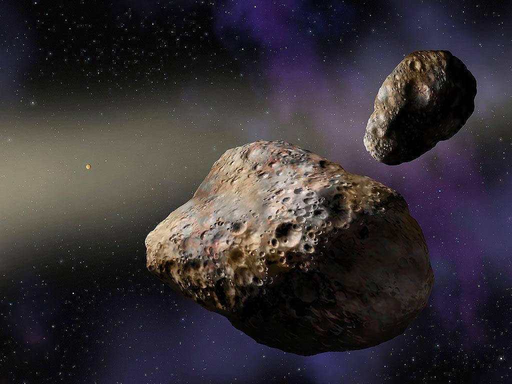 Железные астероиды