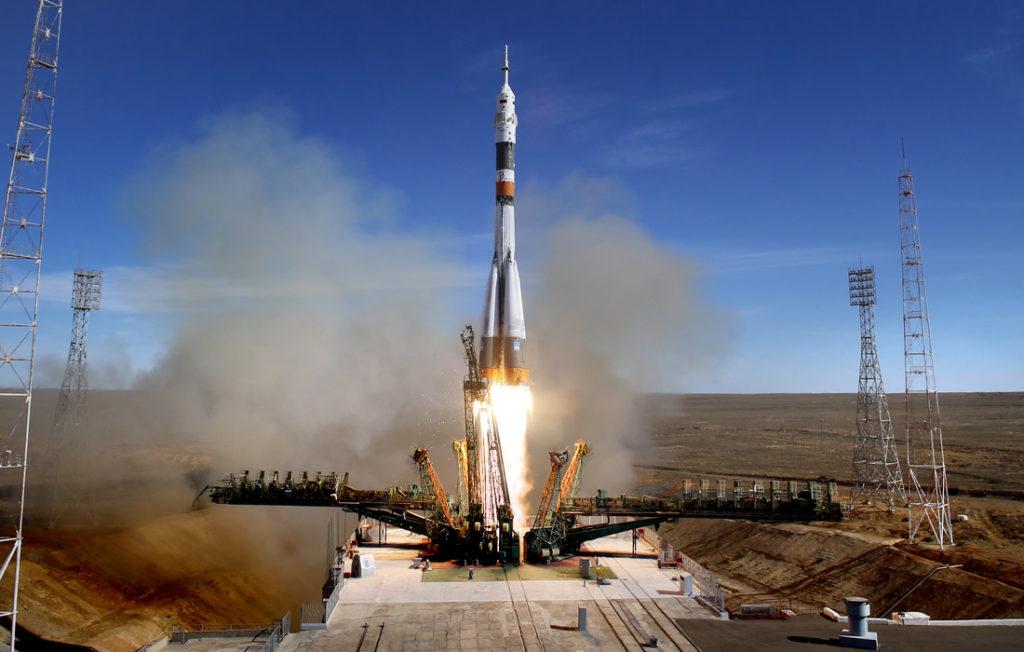 Аварийный запуск ракеты-носителя Союз МС-10