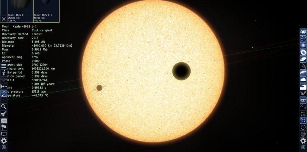 Кеплер-1625b