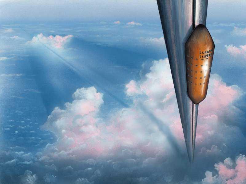 Космический лифт будущего